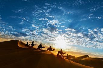Desert Tour in Morocco