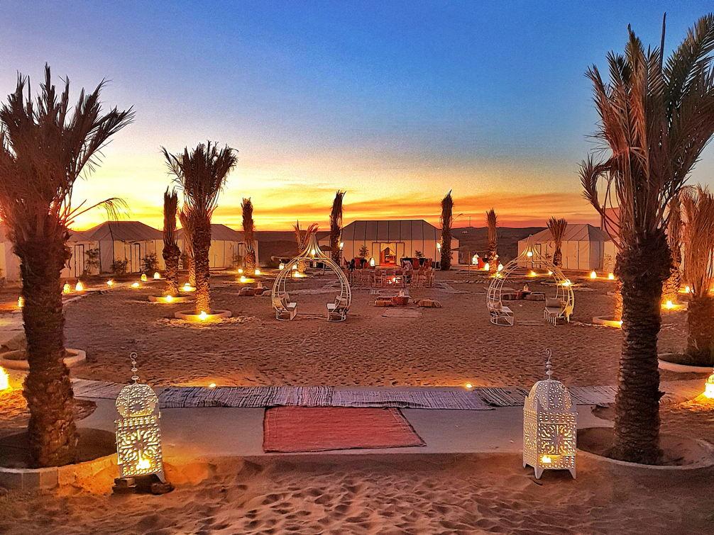 LUX DESERT CAMP MOROCCO 7