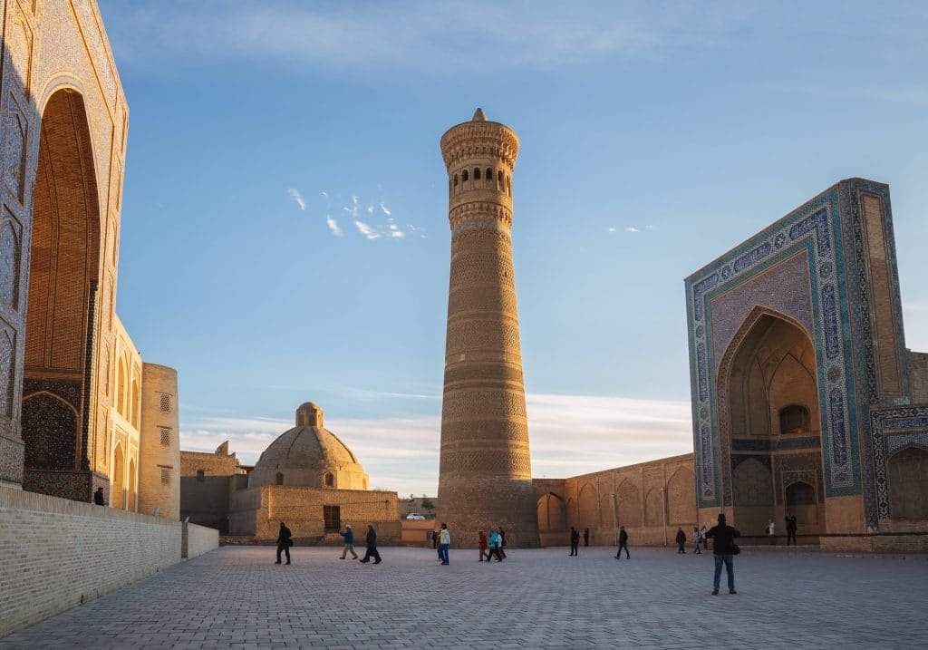Poi Kalyan in Bukhara, Uzbekistan