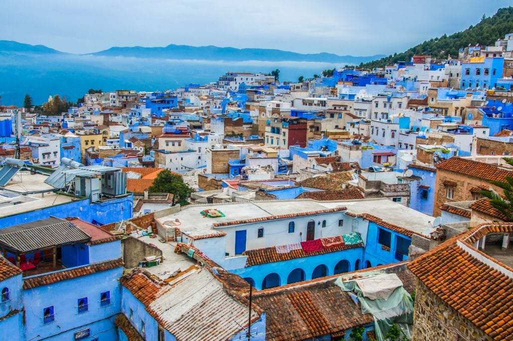 7-Day Tour – Imperial Cities of Morocco + Chefchaouen