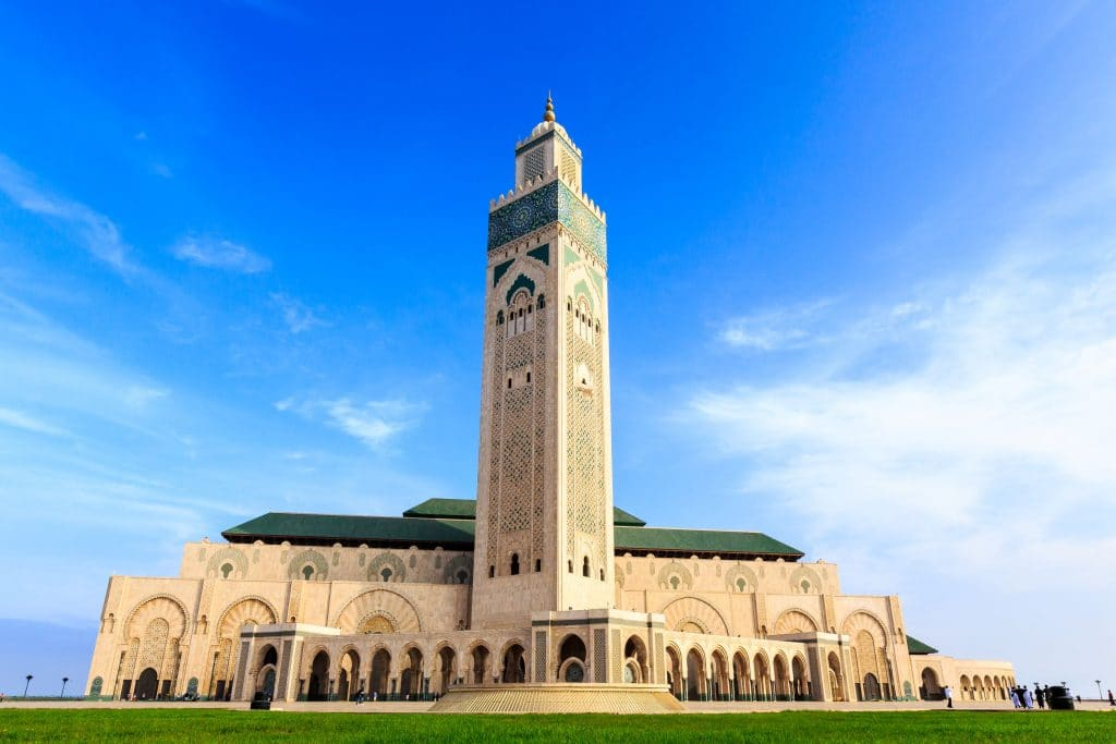 Marrakech to Fes via Casablanca Classic Tour • 3-Day Hotel pick-up or 7-Day Airport pick-up