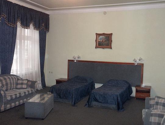 FERGANA: Club Hotel 777
