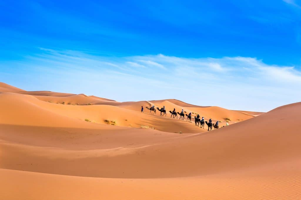 Imperial Cities of Morocco + Desert Tour • 7 or 10 days from Marrakech