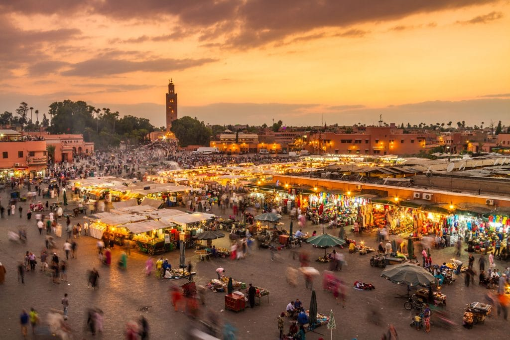 6-Day Tour – Imperial Cities of Morocco Classic