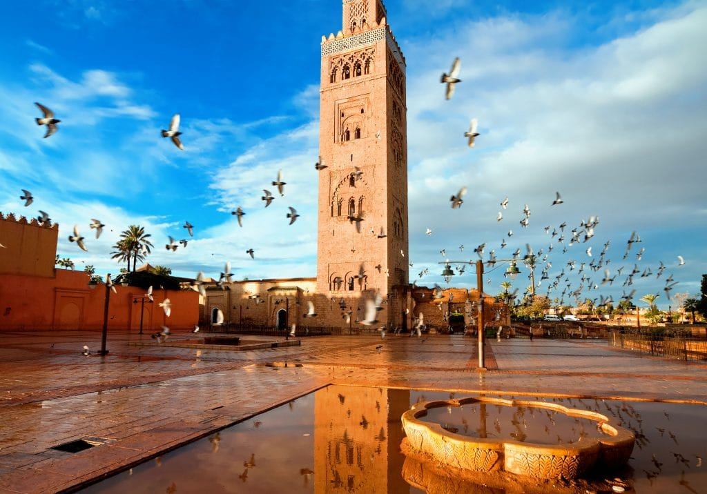 Tours departing from Marrakech