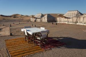Marrakech to Erg Chegaga Dunes
