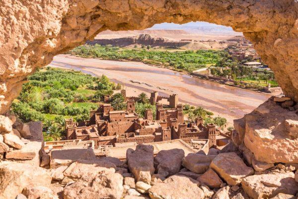 Marrakech to Fes via Telouet & Ouarzazate