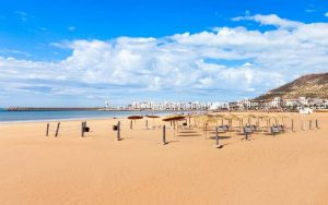 Morocco tourist attractions AGADIR