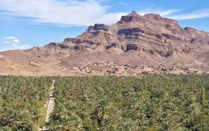 Morocco tourist attractions AGDZ