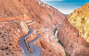 Morocco tourist attractions DADES