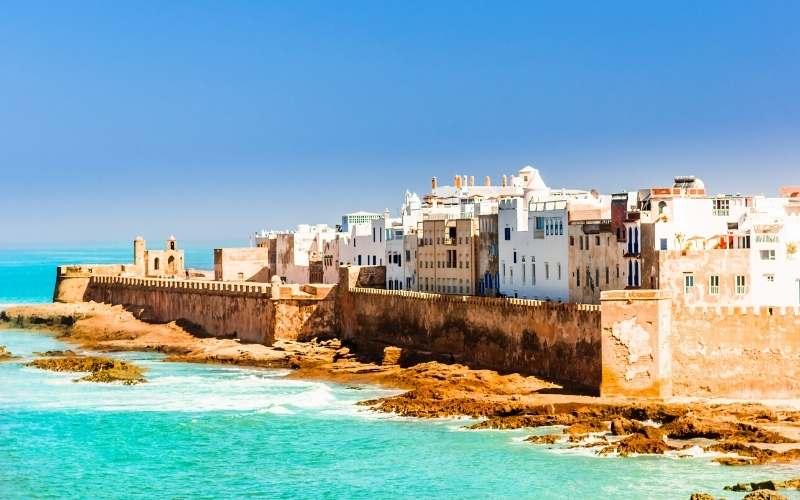 Morocco tourist attractions ESSAOUIRA