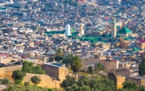 Morocco tourist attractions FES