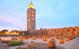 Morocco tourist attractions MARRAKECH