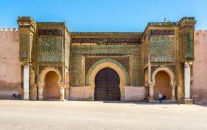Morocco tourist attractions MEKNES
