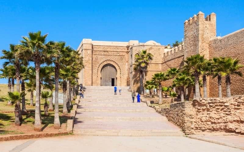 Morocco tourist attractions RABAT