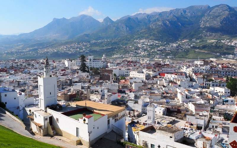 Morocco tourist attractions TETOUAN