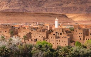 Morocco tourist attractions TINGHIR