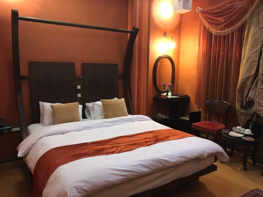 TEHRAN Ferdowsi Grand Hotel