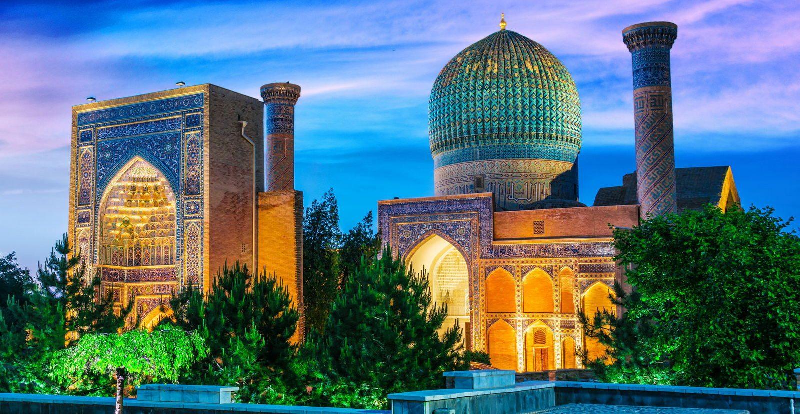 8-Day Travel to Uzbekistan – Classic Tour