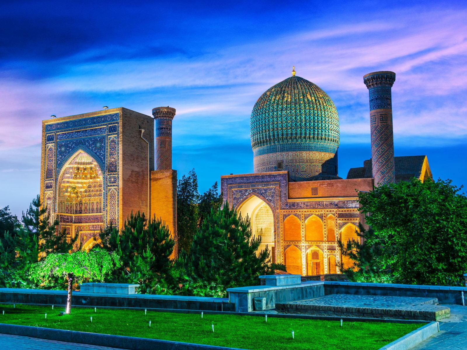 8-Day Uzbekistan Tour Classic