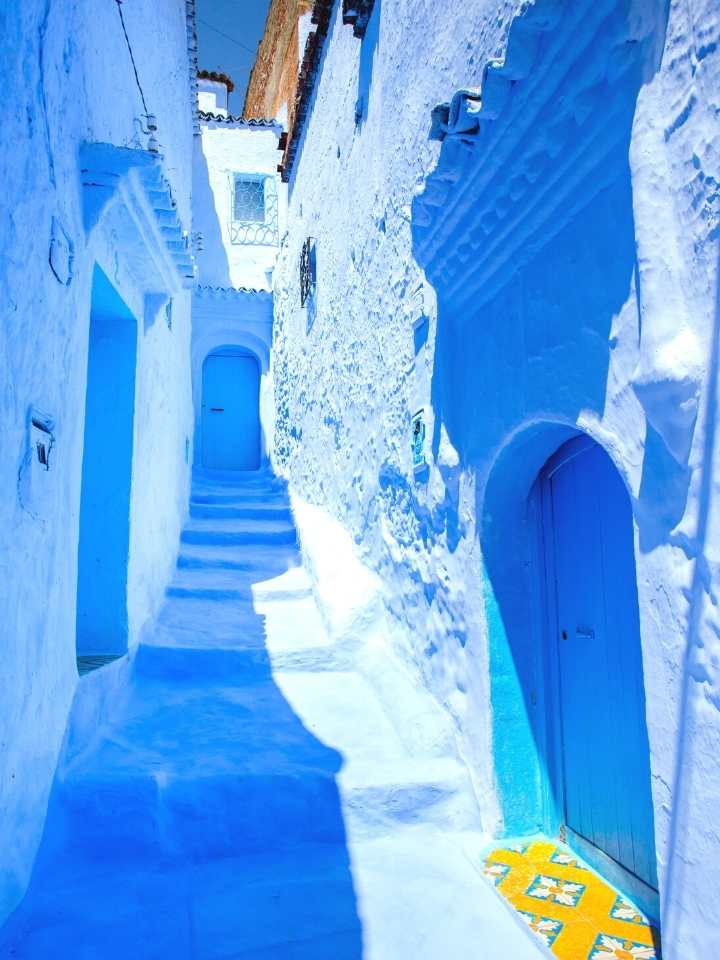 Visit Chefchaouen Morocco