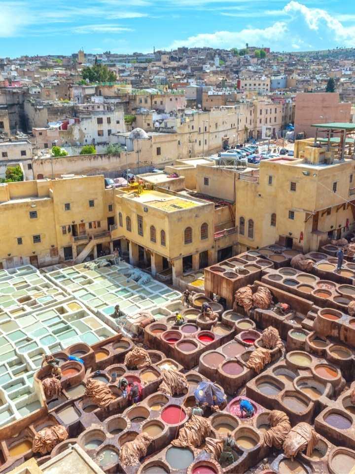 Visit Fes Morocco