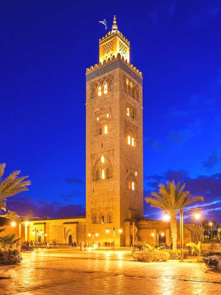 Visit Marrakech Morocco