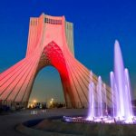 What is the capital city of Iran