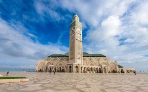 Morocco tourist attractions CASABLANCA
