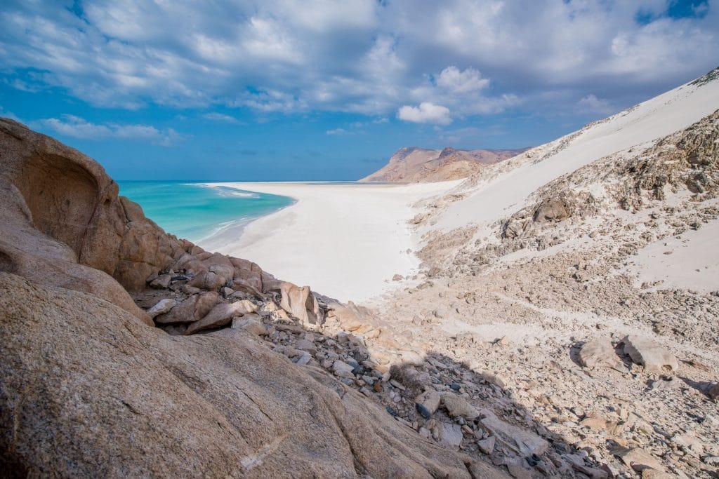 Qalansiyah Socotra Yemen