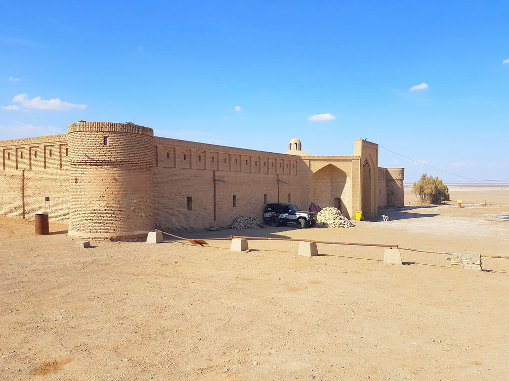 Maranjab Desert Caravanserai