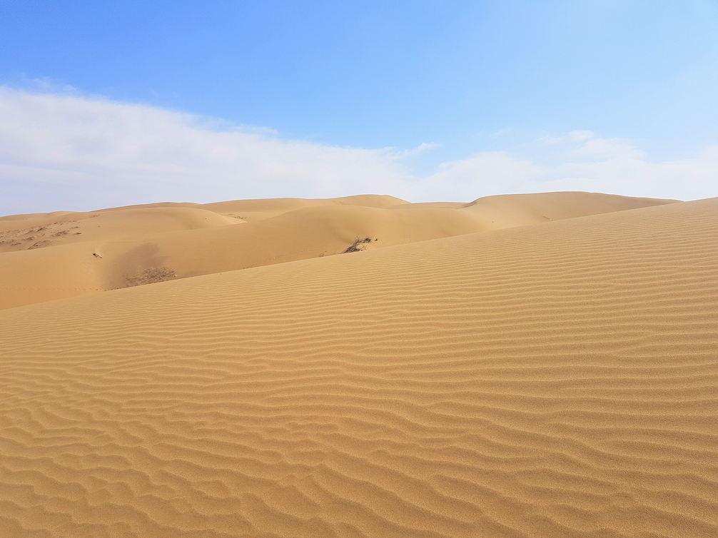 Maranjab Desert Dunes