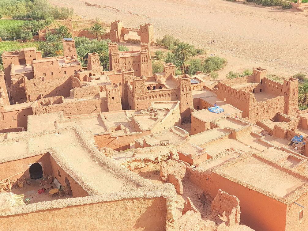 Agadir wycieczka na pustynię