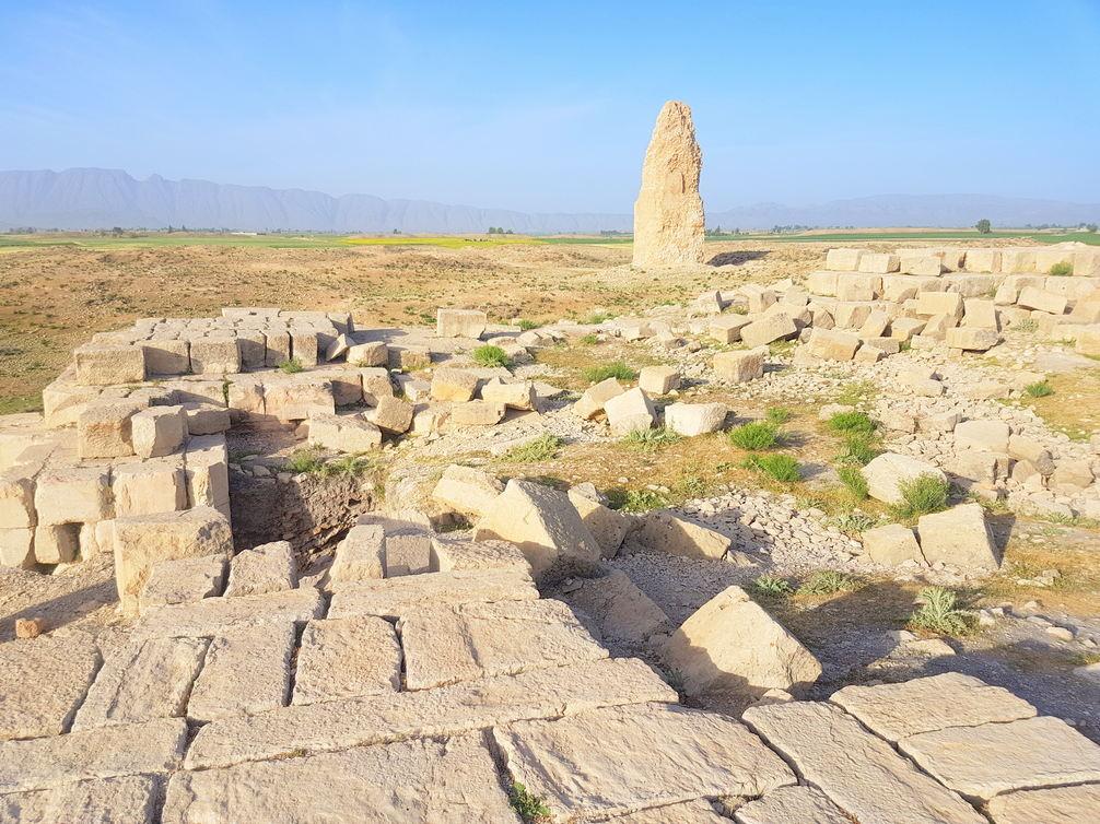 Ancient City of Gor Iran