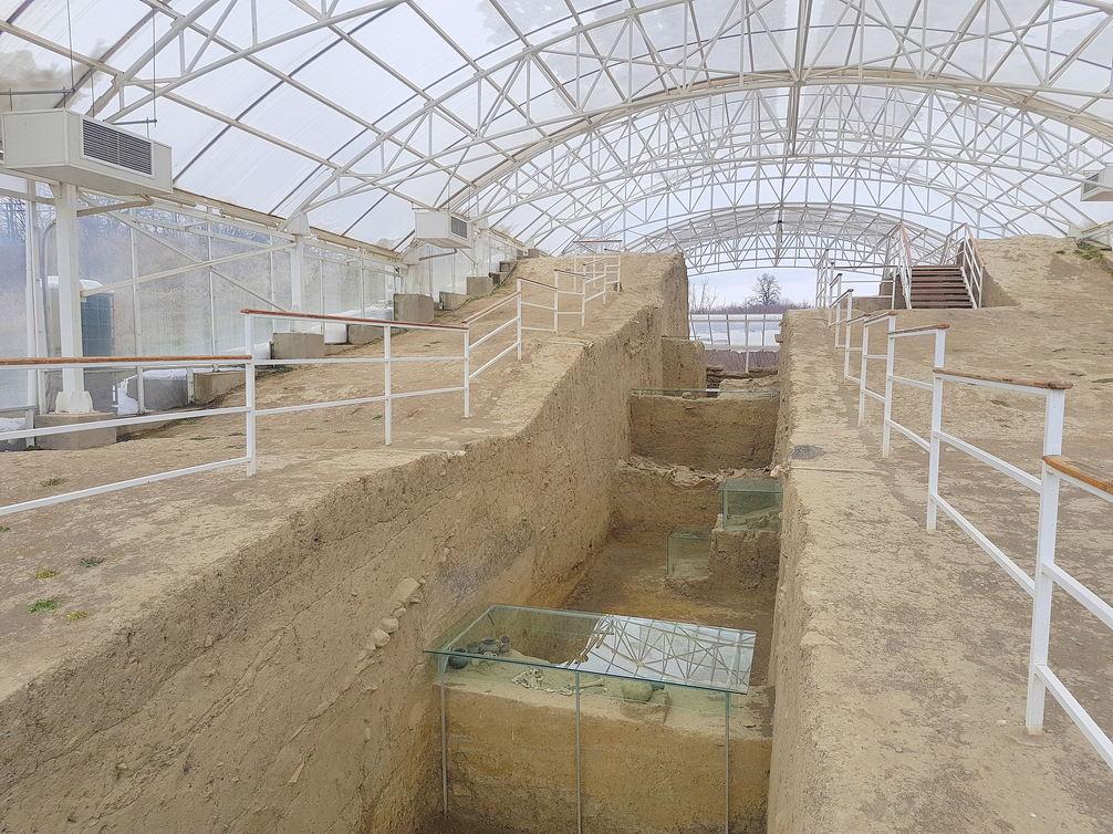 Ancient Gabala Azerbaijan