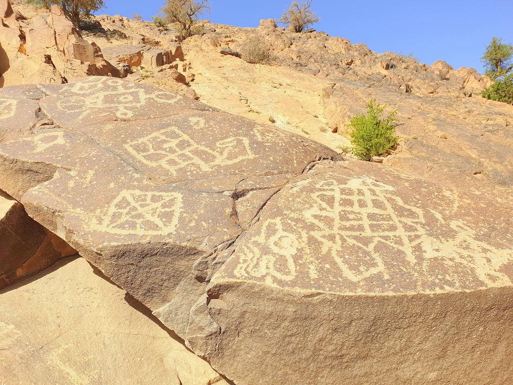 Assa Petroglyphs Morocco