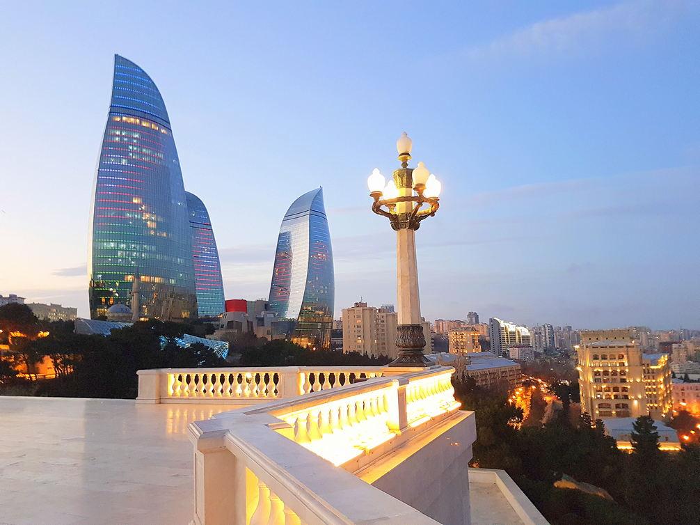Baku Highland Park Azerbaijan