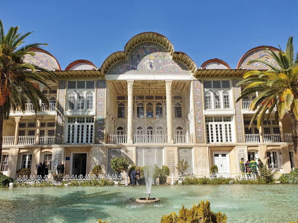 Eram Persian Garden Iran