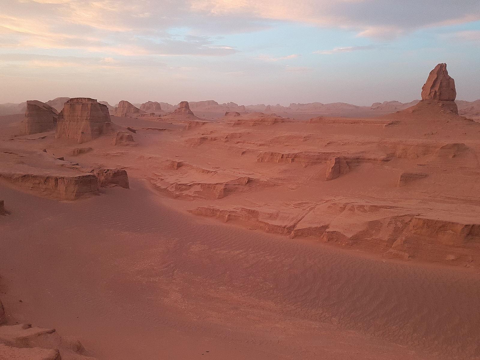 11-Day Iran Desert Tour