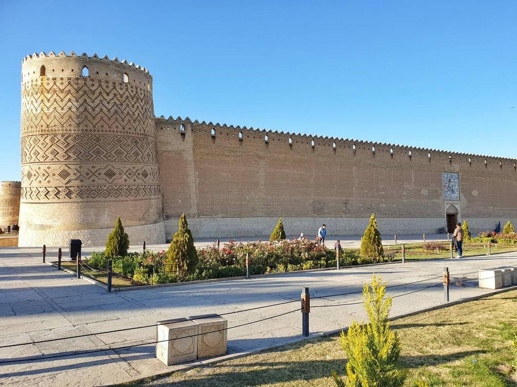 Karim Khan Citadel Shiraz Iran