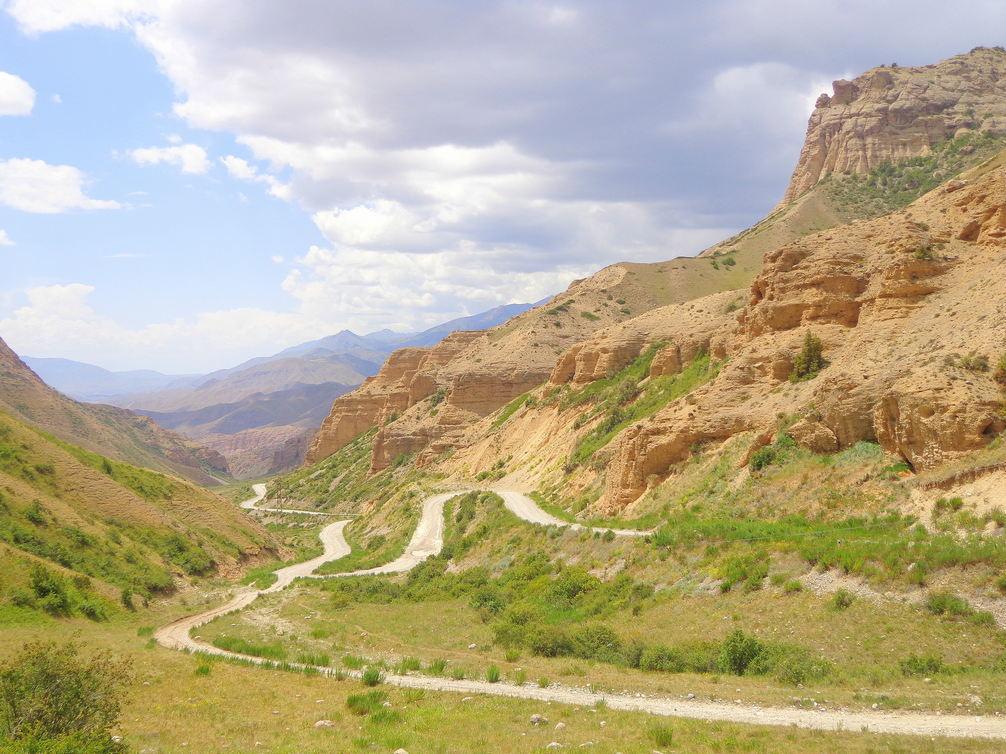 Kazarman Kyrgyzstan