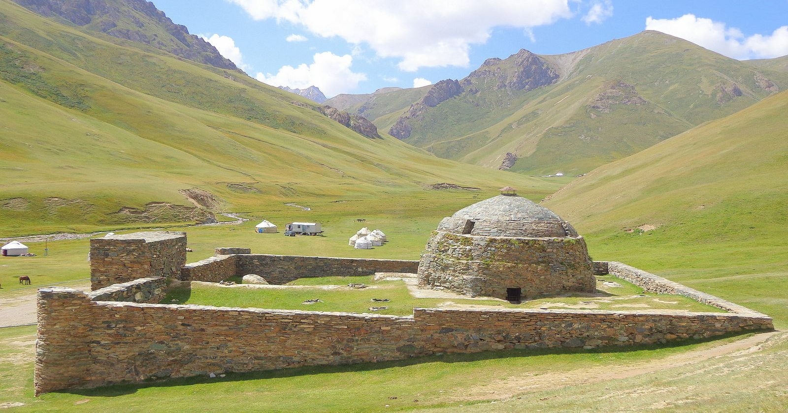 9-day Travel to Kyrgyzstan – Classic Tour