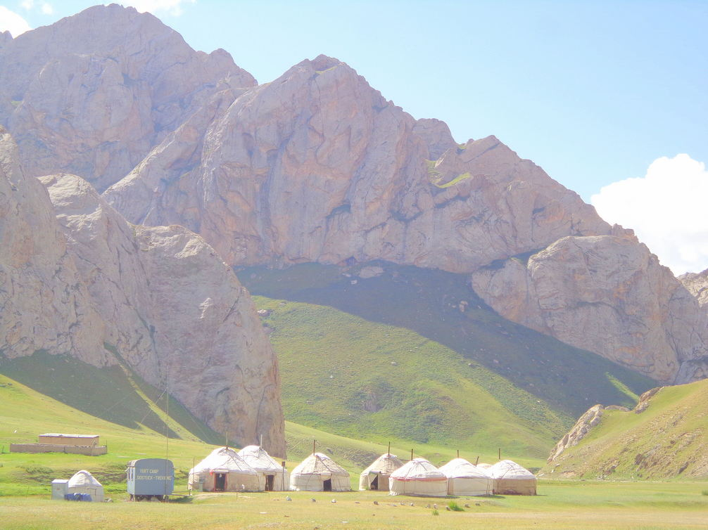 9-day Travel to Kyrgyzstan - Classic Tour 1