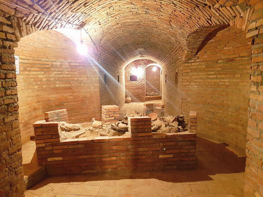 Labyrinth Museum in Fazil Azerbaijan
