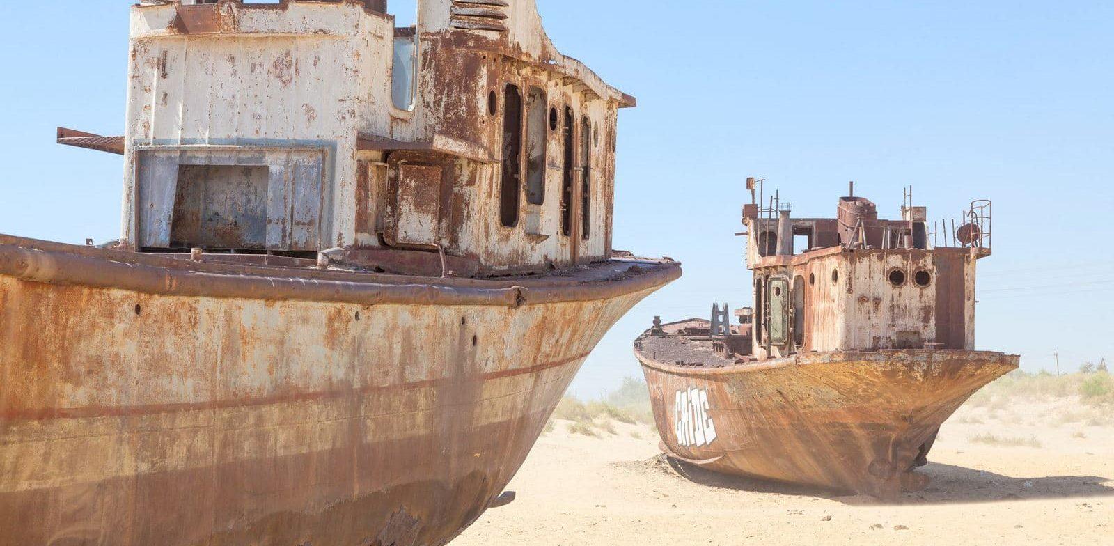 13-Day Uzbekistan Classic Tour + Aral Sea