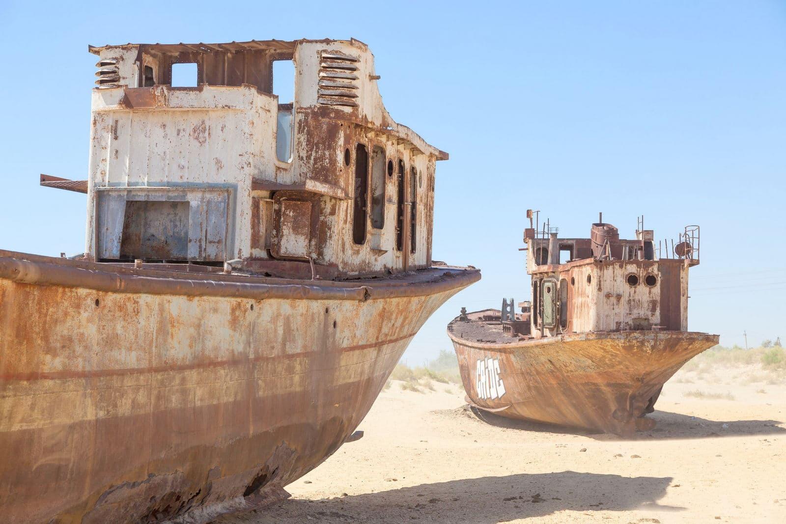13-Day Uzbekistan Tour Classic + Aral Sea