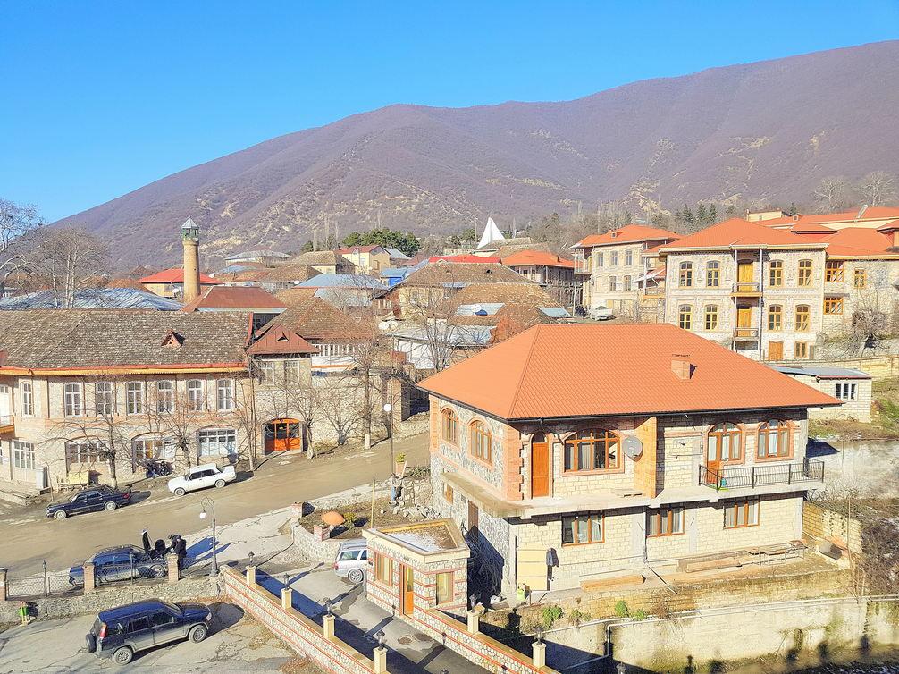 Shaki Azerbaijan