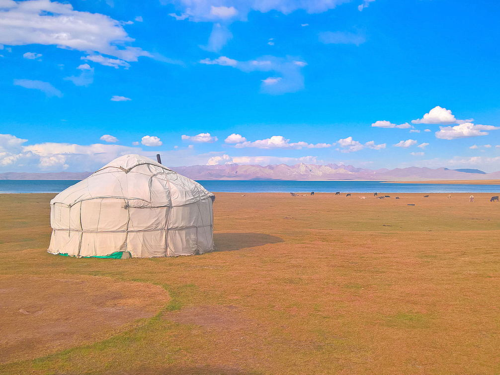 Song Kol Lake Kyrgyzstan