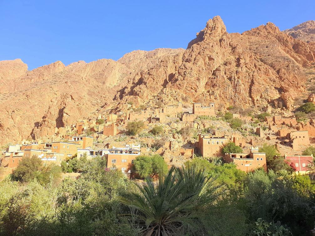 Tafraoute Morocco