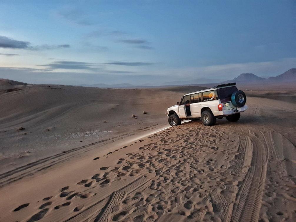 Yazd Desert Safari